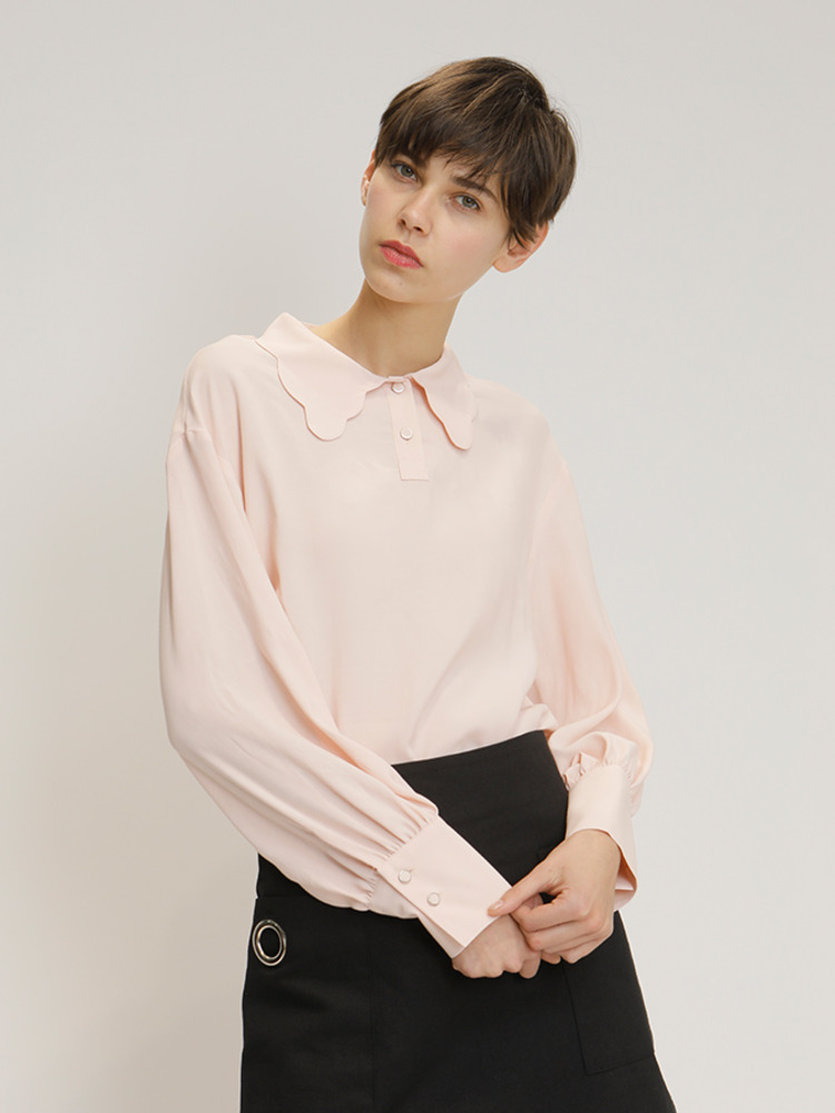 ONCE BLOUSE_PINK